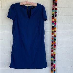 Zara Blue Mini Dress